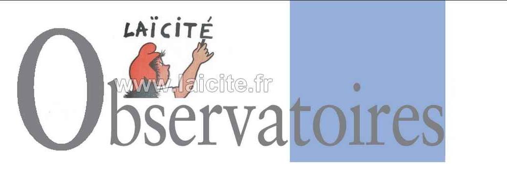 Observatoires de la Laïcité