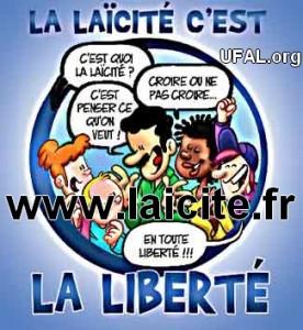 Laïcité Liberté UFAL
