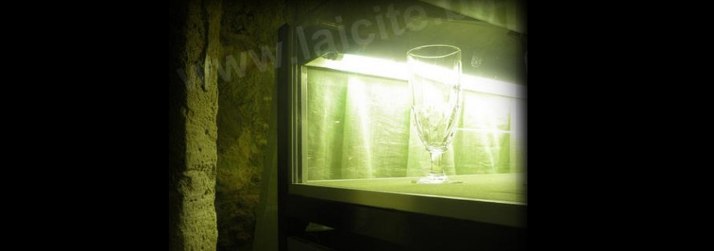 Expo absinthe, Forcalquier (04) 31.7.12 S. Ciccarelli & K. Girault © PhI