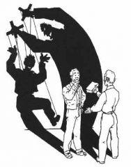 Sectarisme Manipulation