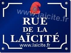 Rue de la Laïcité (c) L.G. Laicite.fr