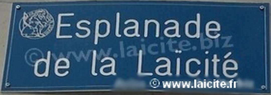 Esplanade de la Laïcité (13) Arles