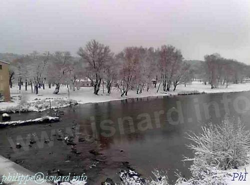 Vinon-sur-Verdon sous la neige 2009 (c) PhI