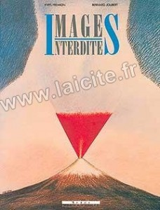 Images Interdites, couverture du livre, Joubert & Frémion, éd. Syros & Alternatives