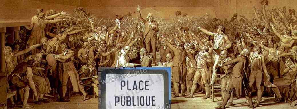 le Serment & Place Publique