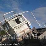 Beaucaire (30) bateau 2.12.14 (c) PhI