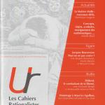 Cahiers Rationalistes, nouvelle couverture couleur
