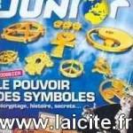 Sciences & Vie junior n°194 Symboles