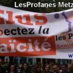 Les Profanes, Laïques de Metz