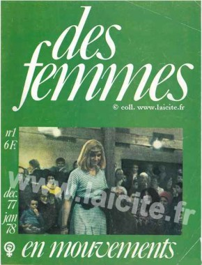 Des Femmes en Mouvement MLF n° 1 déc. 1977