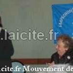 Château-Arnoux (04) Mouvement de la Paix 11 nov. 09