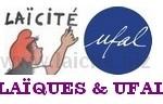 LAÏQUES & UFAL, logo