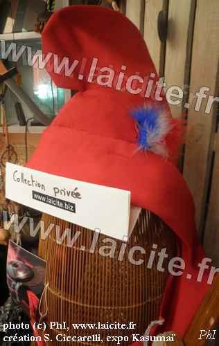 Bonnet Phrygien de SylvianeCiccarelli.fr (c) PhI