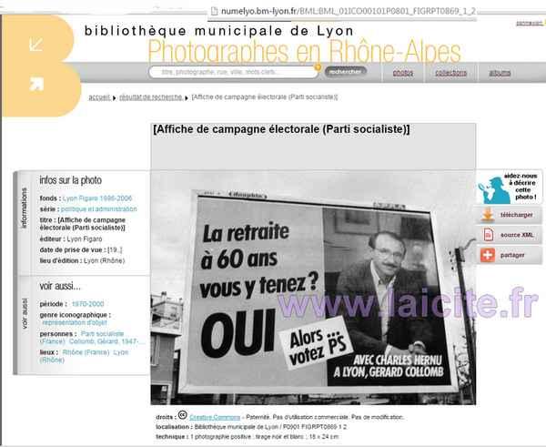 retraite 60 ans PS Collomb (c) BM Lyon Figaro