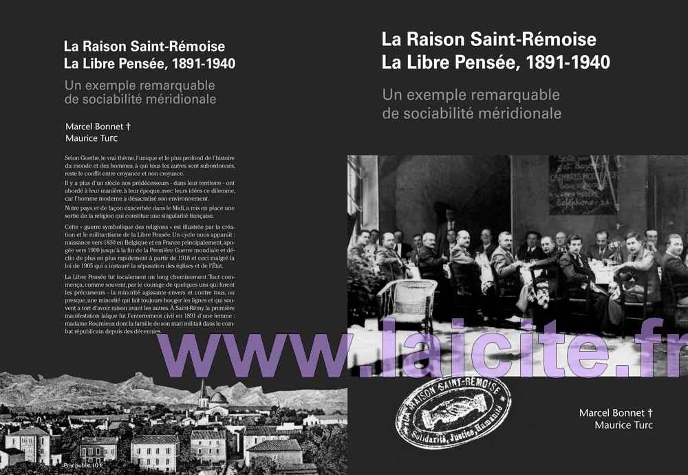 La Raison St-Rémoise (13) livre Maurice Turc 4.12