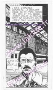 Marseil, Michel Crespin, dessin inédit (c) Laicite.fr