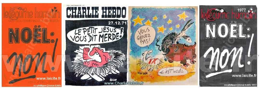 bando Noël Non ! & Reiser