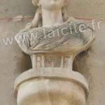 Marianne (13) Tarascon, Mairie 28.11.14 (c) PhI