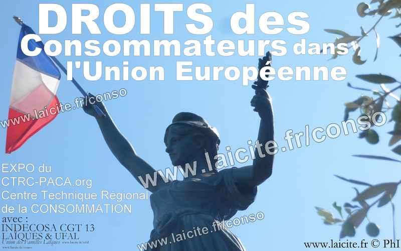 Marianne Droits Consommateurs UE Expo CTRC-PACA.org