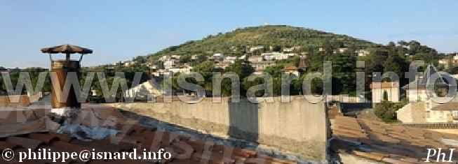 Le Mont d'Or vu des toits de Manosque (04) © PhI