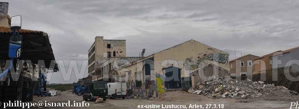 Ex-usine Lustucru (13) Arles 27.3.18 ©PhI