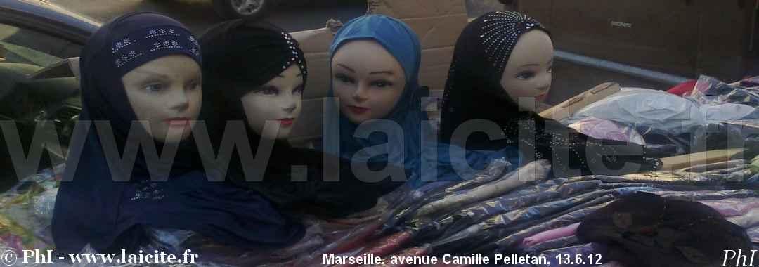 bando Marseille 13.6.12 av. C. Pelletan, voiles © PhI