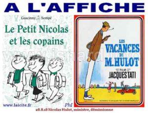 Petit Nicolas & copains - Vacances de M. Hulot 8.18