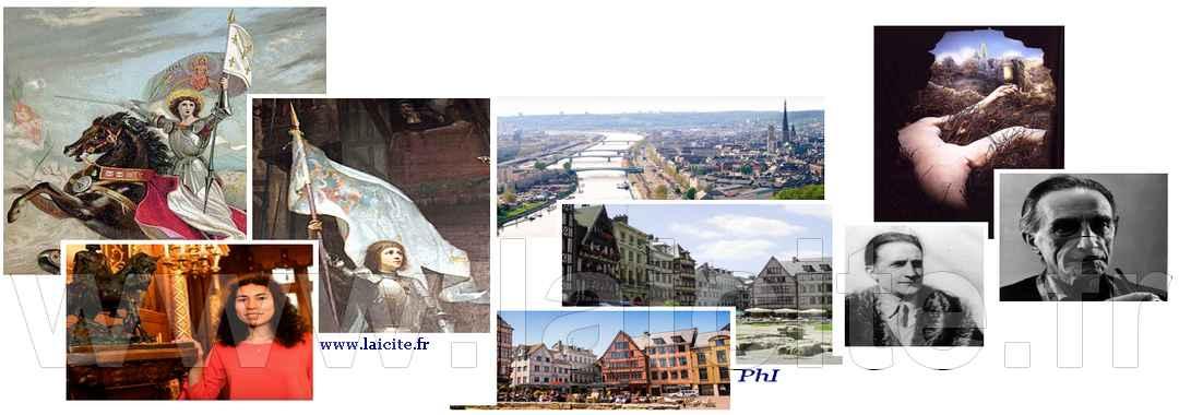 Rouen ville de Jeanne d'Arc & Marcel Duchamp 8.18 Ph