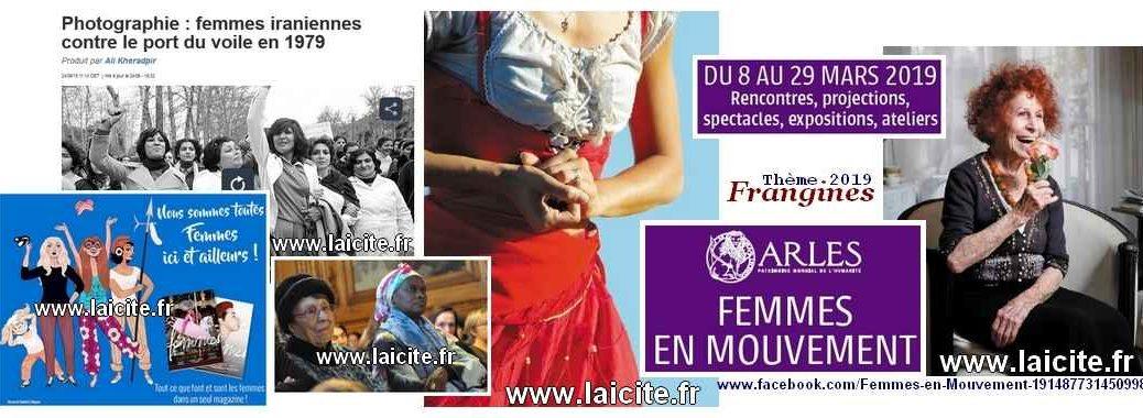 Femmes en Mouvement 2019 Arles