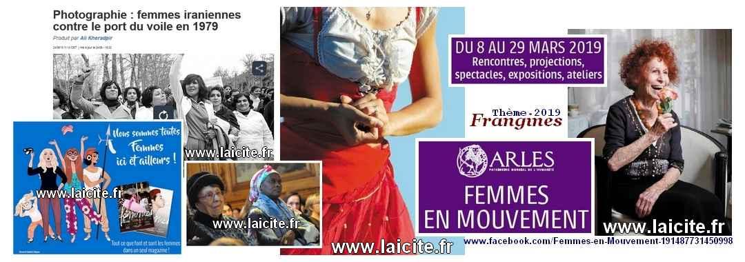 bando Femmes en Mouvement 2019 Arles