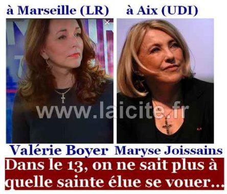 Aix-Marseille, saintes élues 11.16 Laicite.fr