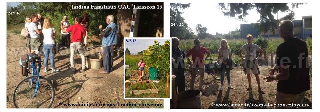 Assemblée Jardins Familiaux OAC 13 Tarascon 9.16 © Laicite.fr