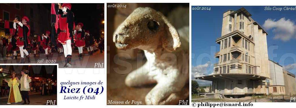 Riez (04) 2010-2014 © PhI