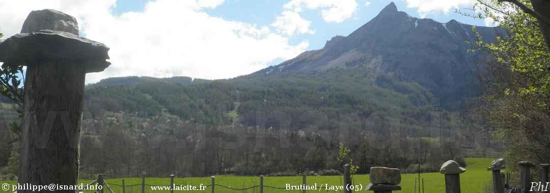 Champ Fleury, hameau de Brutinel (05) Laye © PhI 29.4.12