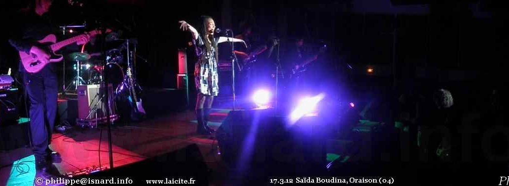 Saïda Boudina (04) Oraison 17.3.12 © PhI