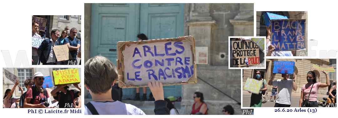 Arles Contre le Racisme 21.6 20 PhI © Laicite.fr Midi