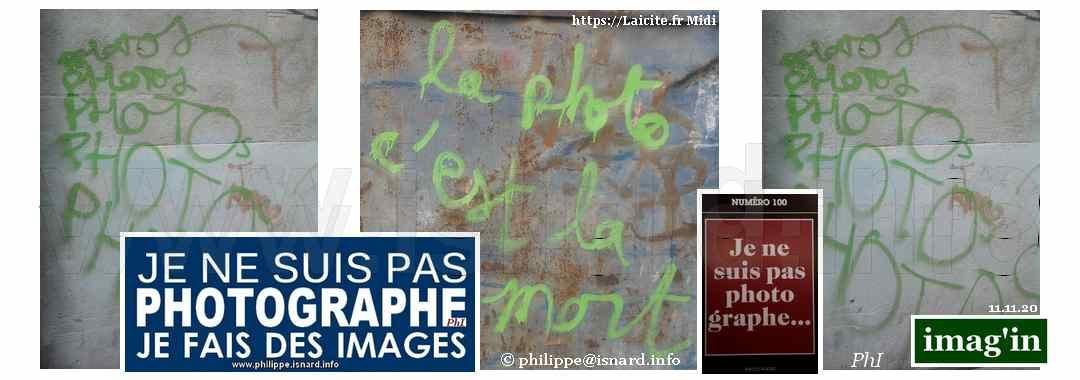 """""""je ne suis pas photographe... j'imag'in"""" 11.11.20 © PhI"""