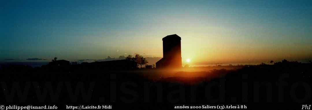 Saliers (13) Arles, années 2000 (argentique) © PhI