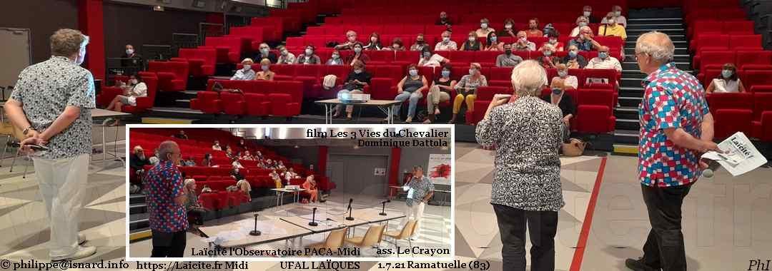 Pour la Liberté d'Expression (83) Ramatuelle 1.7.21 © PhI